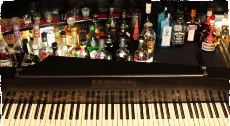 Alkohol v Jazzovom veku: Hudba za dverami prohibície