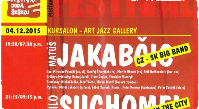To najlepšie zo slovenského jazzu s medzinárodnou príchuťou: Siedmy ročník Festivalu Doda Šošoku už tento víkend