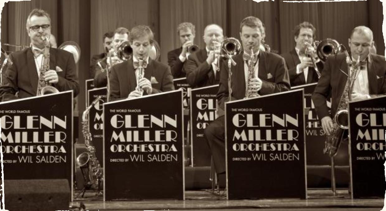 Glenn Miller Orchestra v Bratislave - Fotoreport