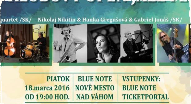 Jarný klubový Open Jazz Fest v Blue Note Jazz Clube pozná svojich účinkujúcich