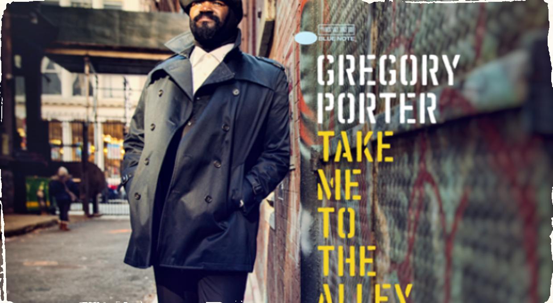 Gregory Porter vydá najnovší album: Take Me to the Alley podporí aj koncertným turné