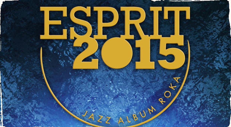 Cena ESPRIT - anketa za najlepší slovenský jazzový album roka 2015