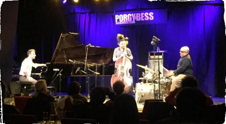 Report: Aaron Goldberg Trio prinieslo do Porgy & Bess kus klubového New Yorku