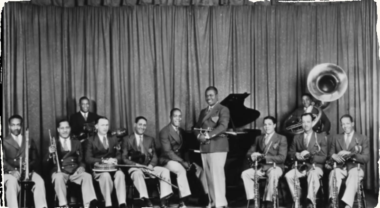 Objavil sa ďalší jazzový klenot: Neuveriteľne čistá nahrávka Louis Armstronga zo začiatku minulého storočia