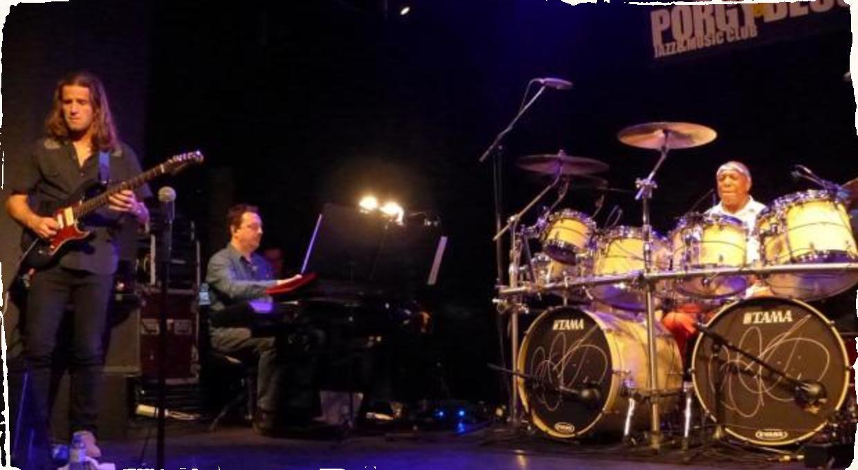 Reportáž: Cobhamov informáciami nabitý jazz-rock