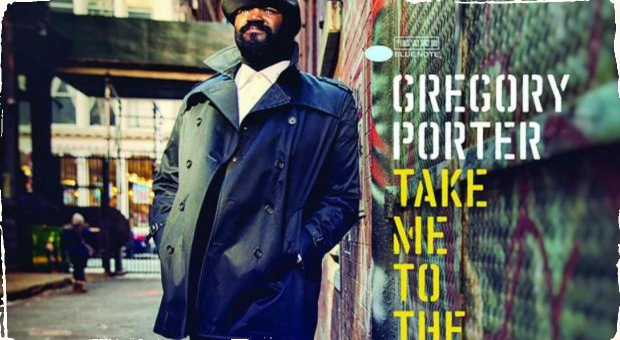 Recenzia CD: Gregory Porter – Take Me To The Alley