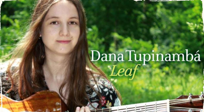 Súťaž o nové CD od Dany Tupinambá - Leaf