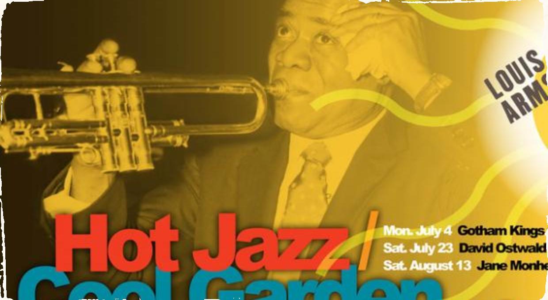 Hot jazz pri príležitosti narodenín Louis Armstronga: Múzeum venované trubkárovi zahájilo letnú sériu koncertov