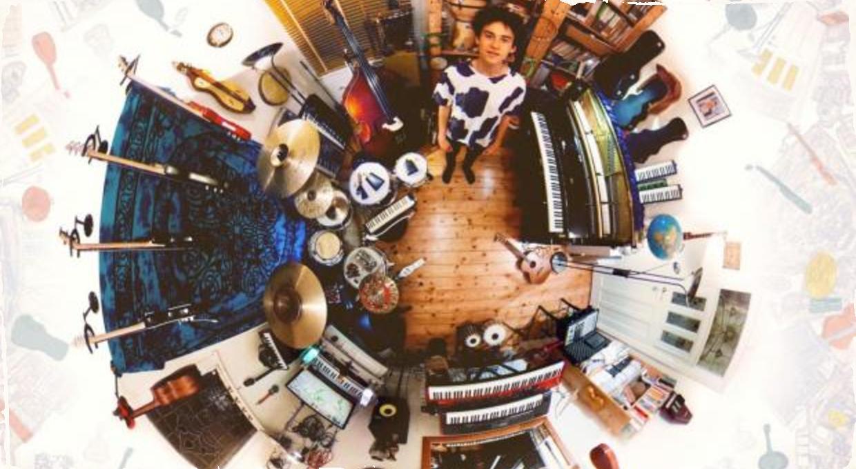 Recenzia CD: Jacob Collier, povolaním génius