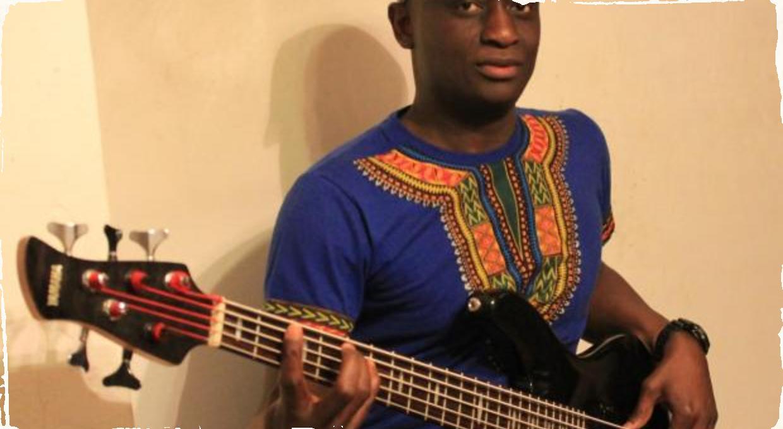 Hudba z Afriky v Kafé Scherz: Basgitarista Cheikk Ndao vystúpi so svojím projektom zo Senegalu