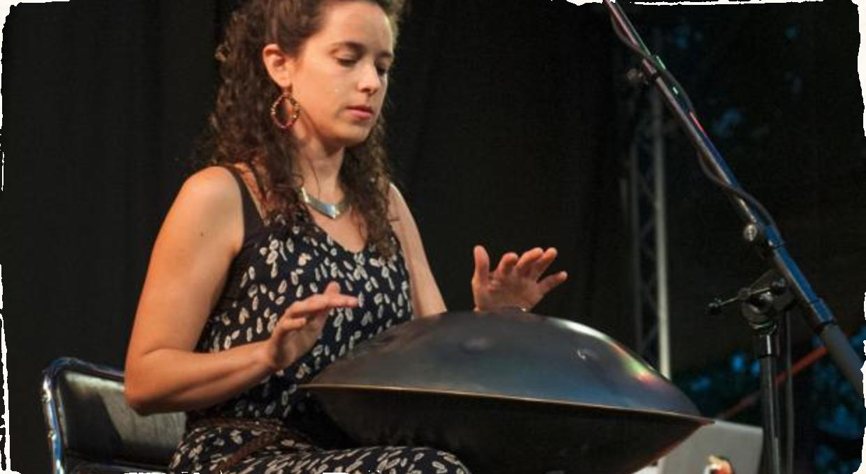 Už tento piatok v Kafé Scherz: Perkusionistka Liron Meyhaus so svojím projektom La Gitana