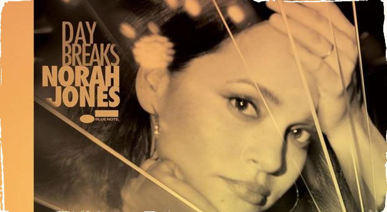 Dcéra Ravi Shankara opäť koketuje s jazzom: Norah Jones vydáva album Day Breaks